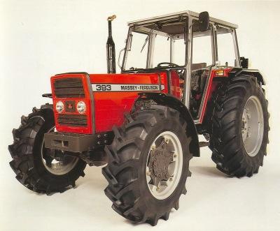 Massey Ferguson 353-393 (1987-94)