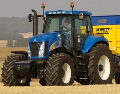 New Holland T8020-T8050