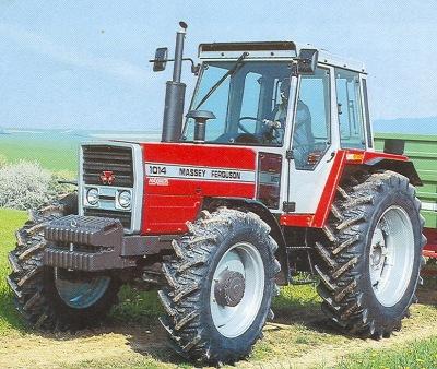 Massey Ferguson 1014-1134 (1980-90)