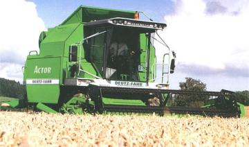 Deutz-Fahr Actor/Ectron