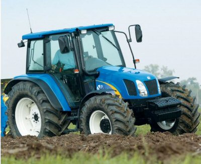 New Holland T5030-T5070