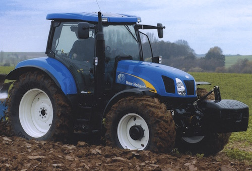 New Holland T6010-T6070 Plus