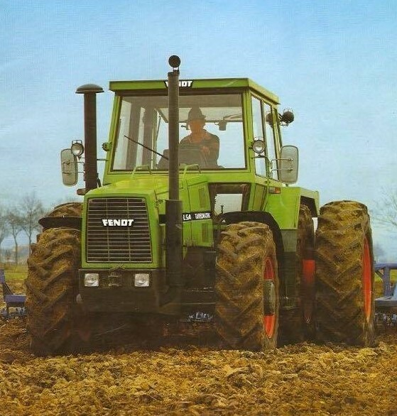 Fendt Favorit 626 LS Nasenbär