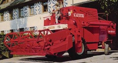 Fahr M 1000 – M 1600