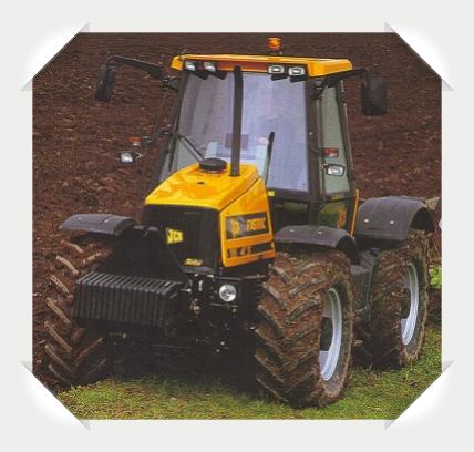 JCB Fastrac 2150 Traktor