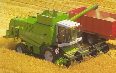 Deutz-Fahr 5545-5585 (2003-2006)