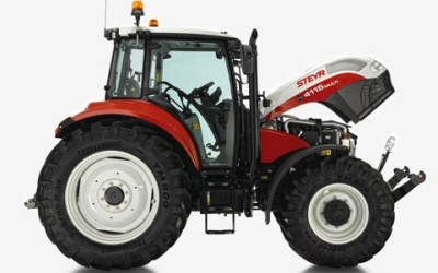 Steyr Multi 4095-4115