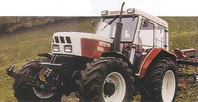 Steyr 955