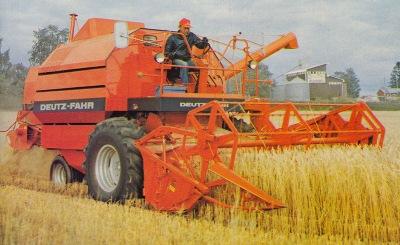 Deutz-Fahr M 660 – M 1080