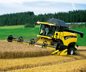 New Holland CX 7