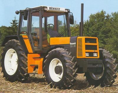 Renault Traktor