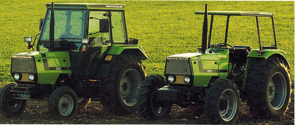 Deutz-Allis 6000 Serie (Quelle: SDF)