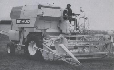 Braud S600