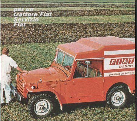Fiatagri Service
