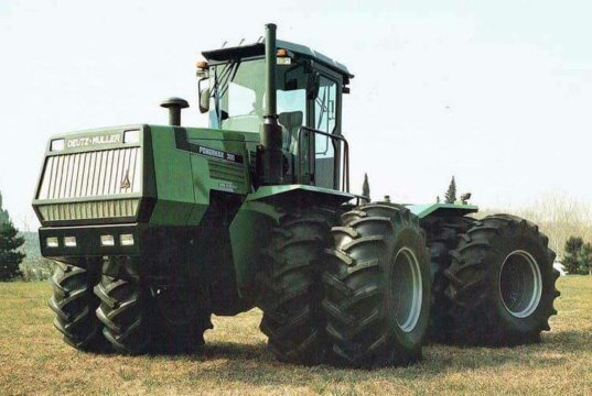Deutz-Müller Powermax 300