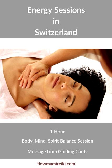Energetische Behandlung in Kanton Zürich Schweiz