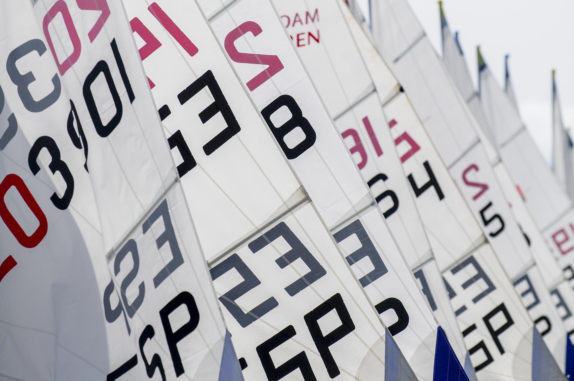 Laser, campeonato de España 2021