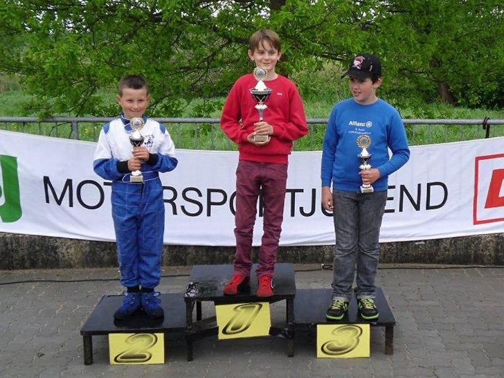 Hadelns Joel Selenski siegte in Klasse 2