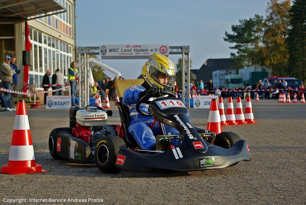 Johann Max Kurmann vom ACV OC Leipzig fuhr auf Platz zwölf.