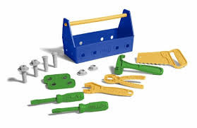 green toys, toolbox, boys, girls, baby, boutique, kids, rehoboth