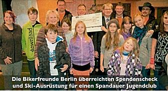 Bikerfreunde-Berlin Charity
