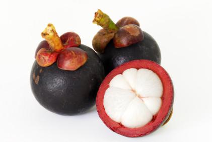 Mangostane und davon nur die Schale für Maveracreme