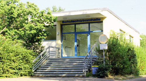 Schulschwimmhalle der Karl-Tschamber-Schule