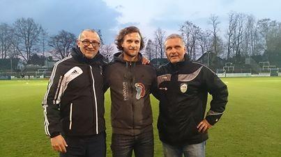 Bild von links: Stephan Runte, Lukas Höptner & Holger Wortmann