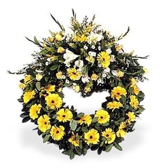 Composizione funebre -Cuscino - base