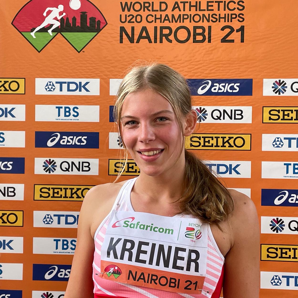 Nairobi – U20 WM