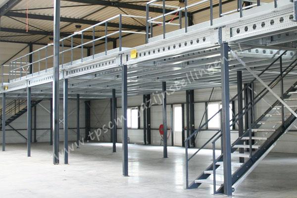 meervoudige etagevloeren