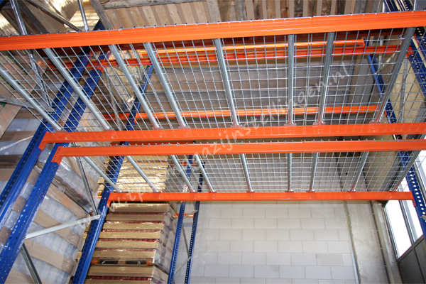 AR-racking palletstellingen