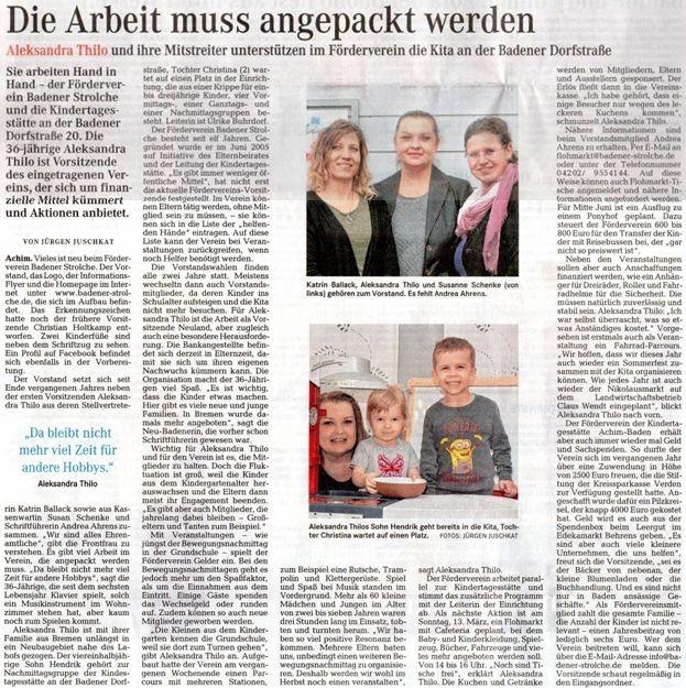 Achimer Kurier 21.02.2016