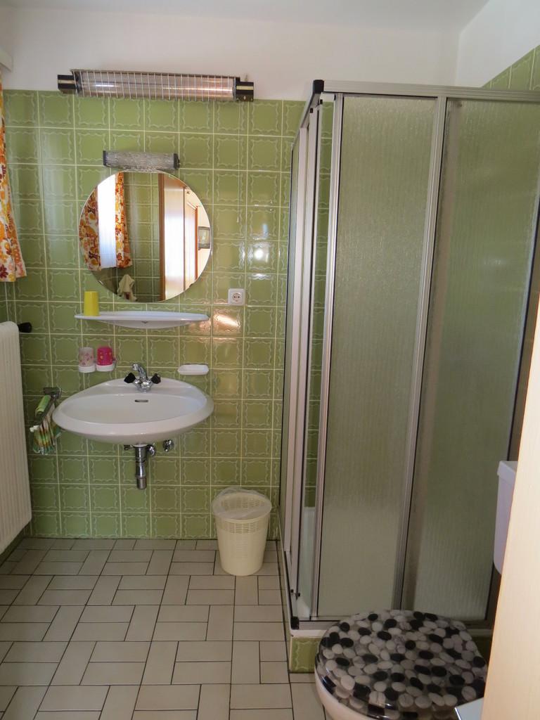 Biohof Haus Wieser, Apartent 2-4 Personen, Badezimmer