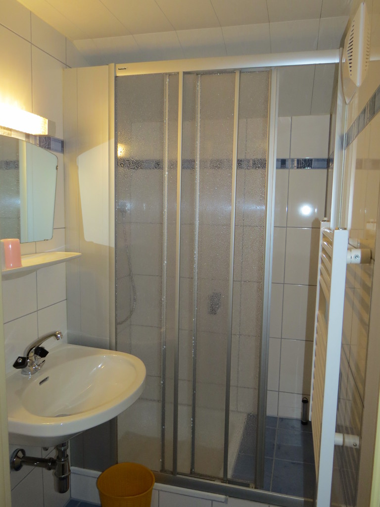 Biohof Haus Wieser Apartment 5-8 Personen Badezimmer 1