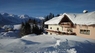 Biohof Haus Wieser, Abtenau, Salzburg, Winter 2019