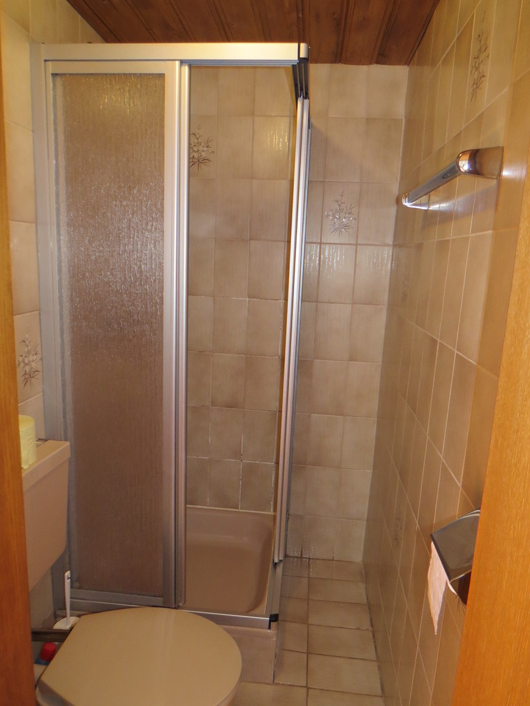 Biohof Haus Wieser, Abtenau, Badezimmer - Doppelzimmer