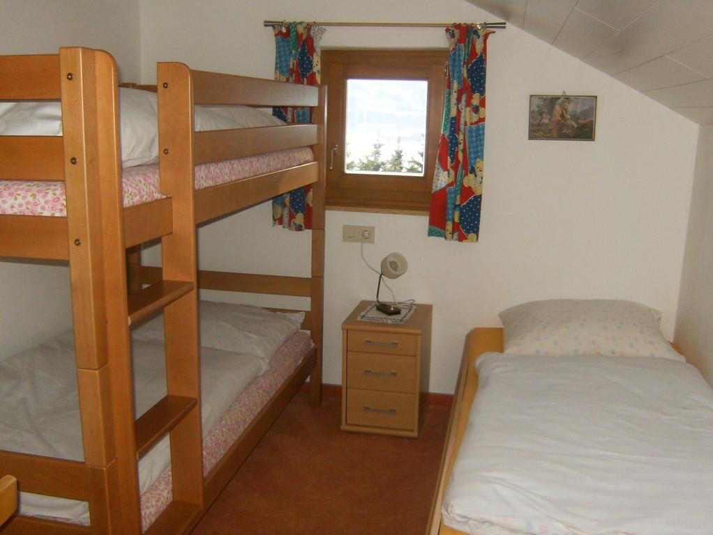 Biohof Haus Wieser, App. 5-8 Personen Kinderzimmer Variante 2