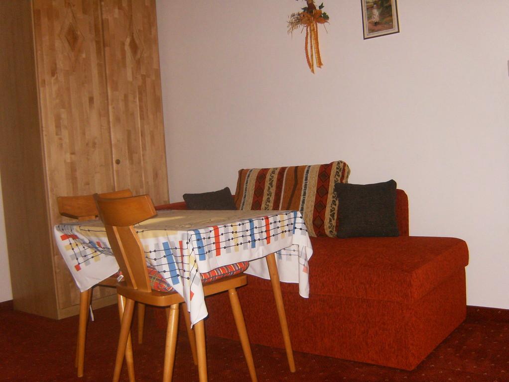 Biohof Haus Wieser, Abtenau,  Doppelzimmer Couch Variante1