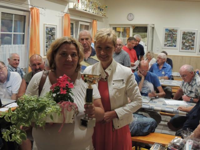 """Beste Frau"" Berthold Sabine aus Reyersdorf"