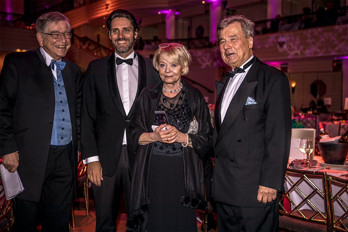 Dr. Thomas Goppel, S.K.H. Ludwig Prinz von Bayern, Claudia Goppel, Senator e.h. Gerhard Hess