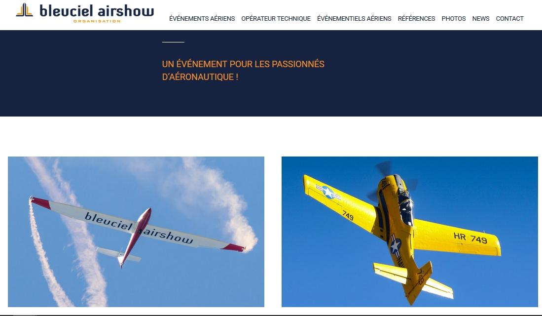 Bleu Ciel Airshow 2018 : Planeur