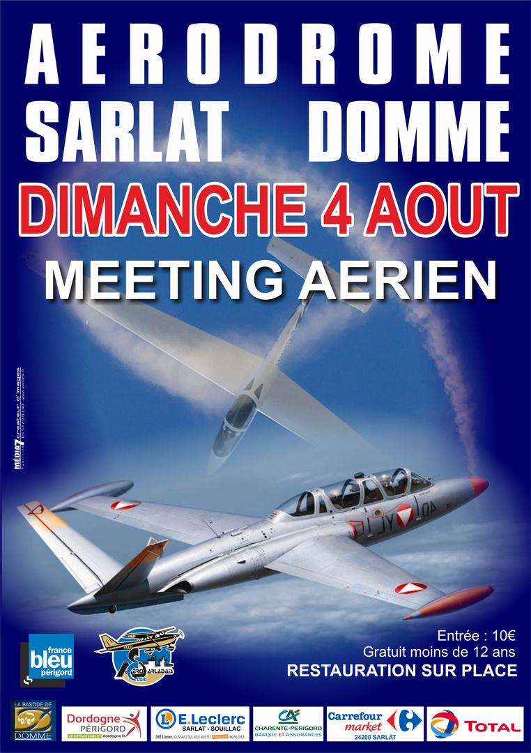 Meeting Aerien Sarlat 2019 : Planeur