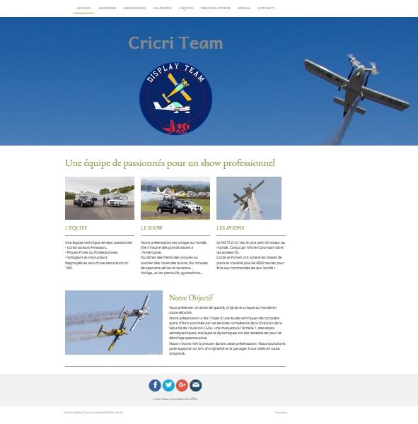Cri-Cri Team