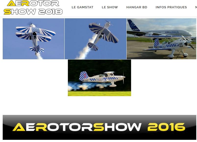 Aerotorshow 2016 : Starduster