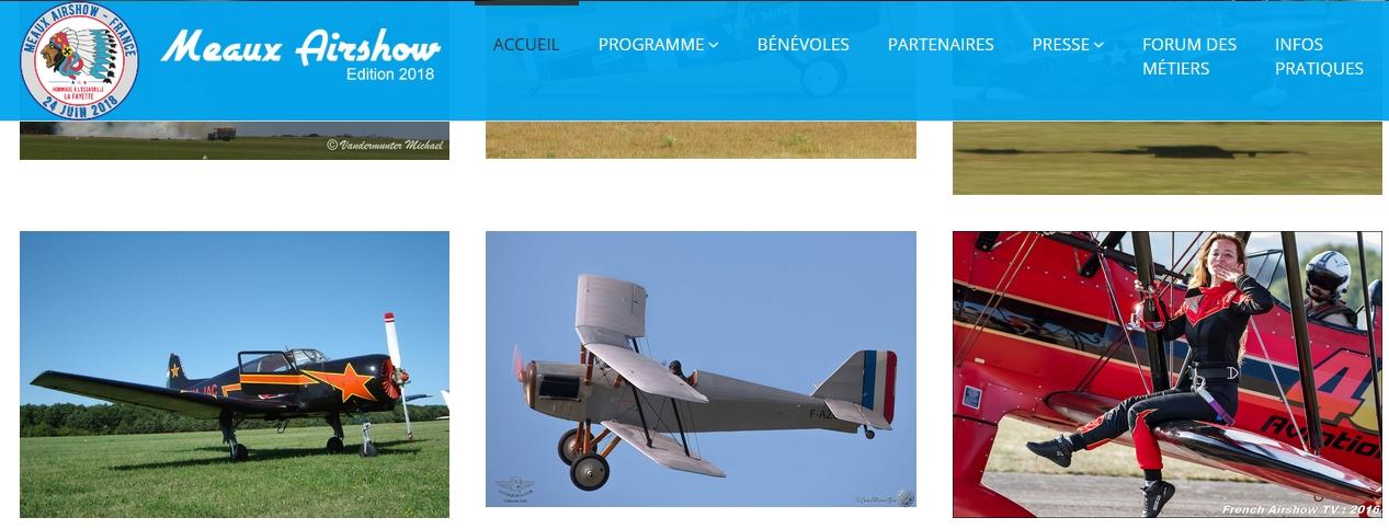 Meaux Airshow 2018 : ...