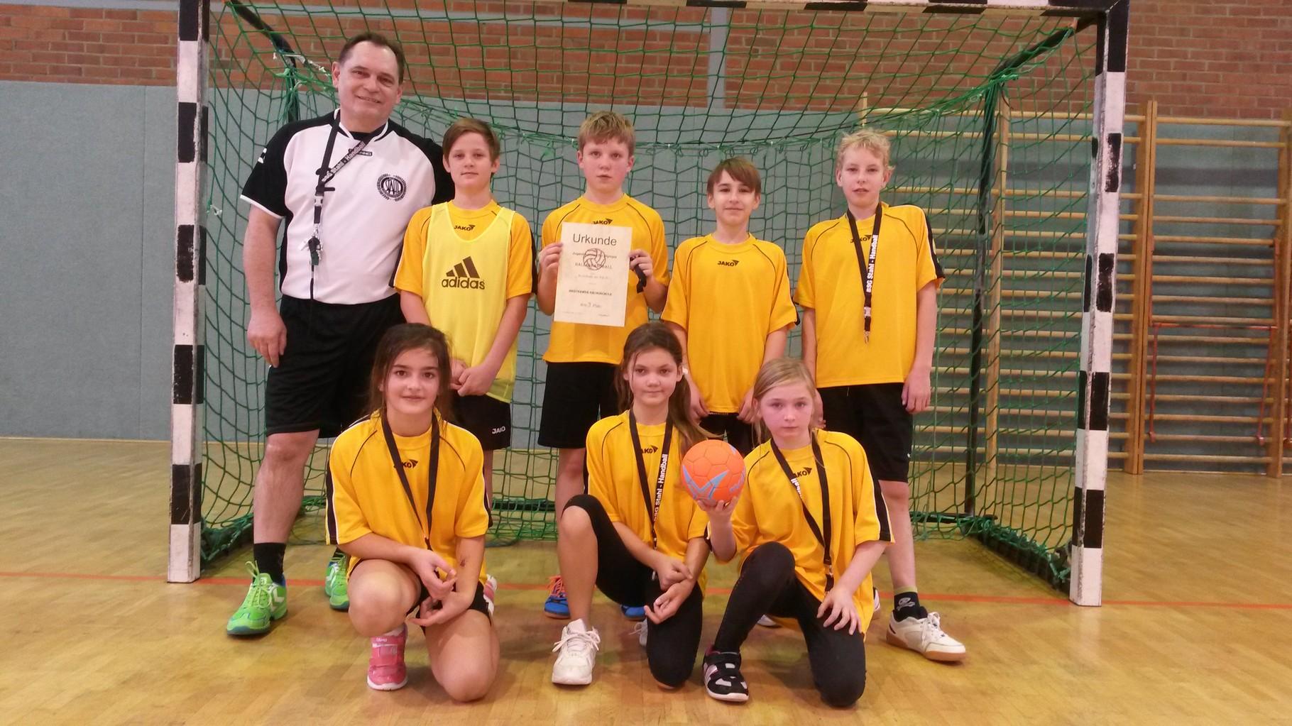 Handball Eisenhüttenstadt