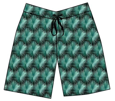 Tropical Iridescence: My Textile Designs
