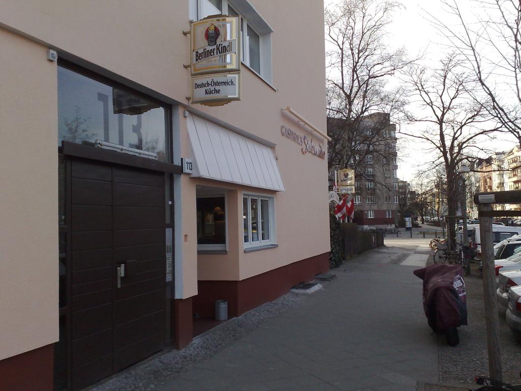 österreichische küche / restaurant - gasthaus-stelzeneder