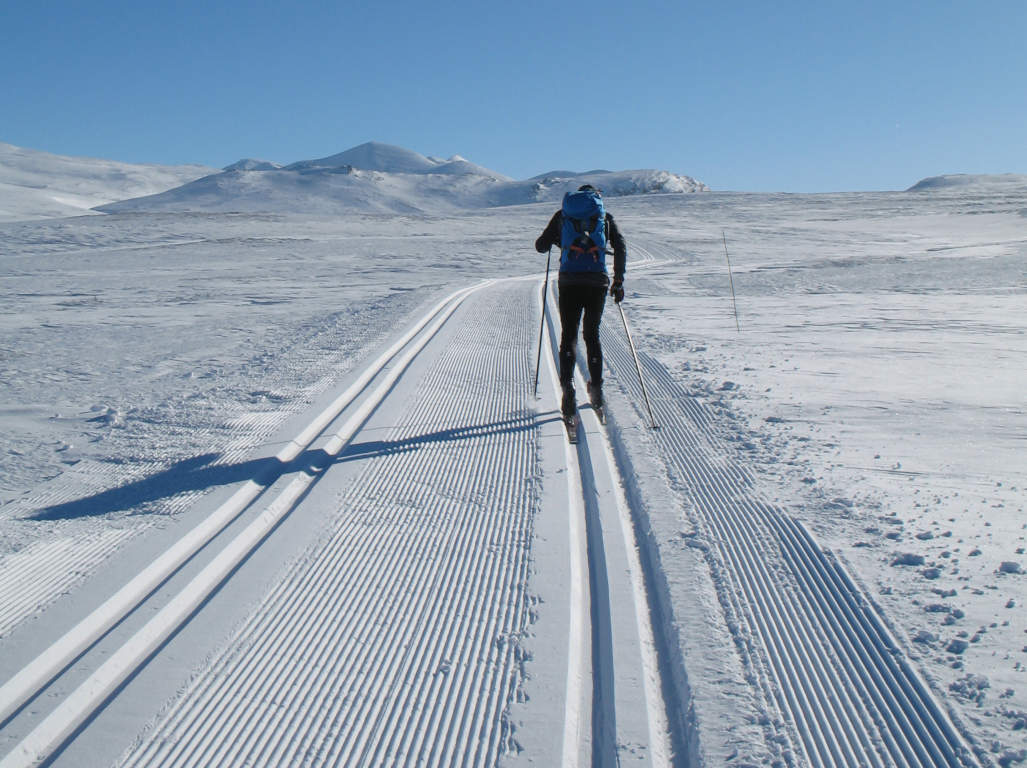 Enroute to Rondablikk, Norway